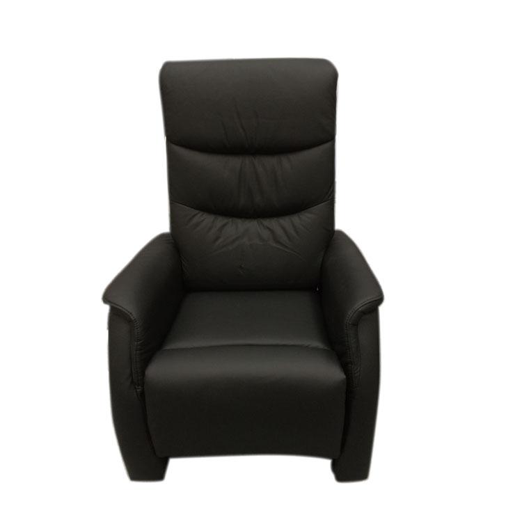 Elektrisch verstelbare relax / sta-op zetel - Elgin - Zwart