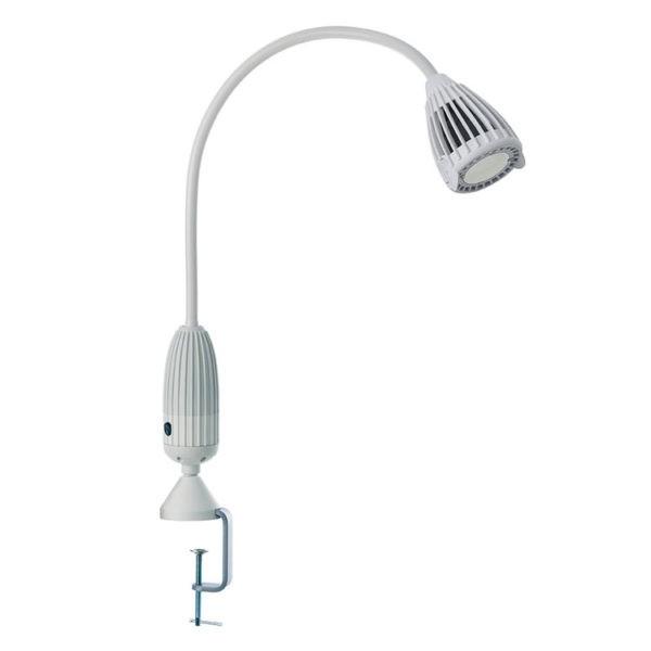 Luxiflex onderzoekslamp LED met tafelklem