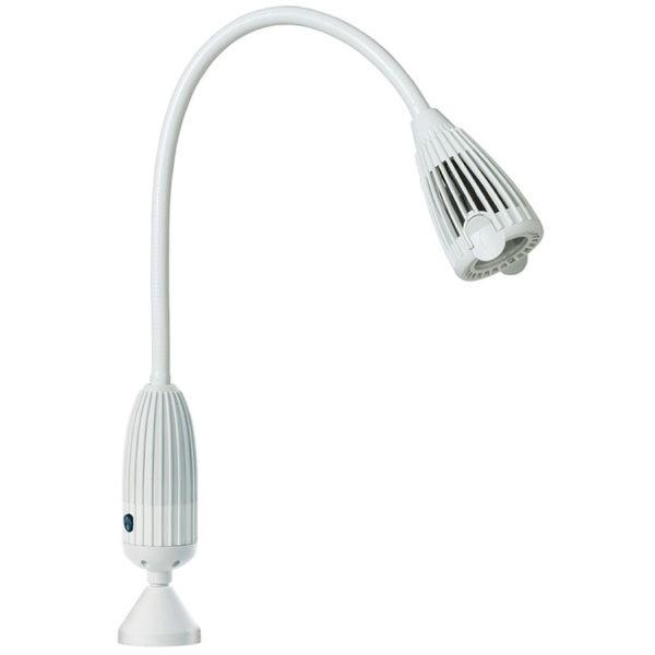 Onderzoekslamp Luxiflex LED op rolstatief 4 kg