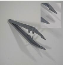 Steriele FIJNE anatomische pincetten 12 cm - 25 stuks