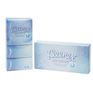 Kleenex SENSITIVE zakdoekjes 9 x 12 - ind. Verp.