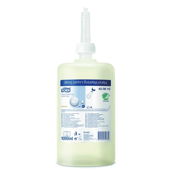 Tork vloeibare zeep om handen te wassen - 420810