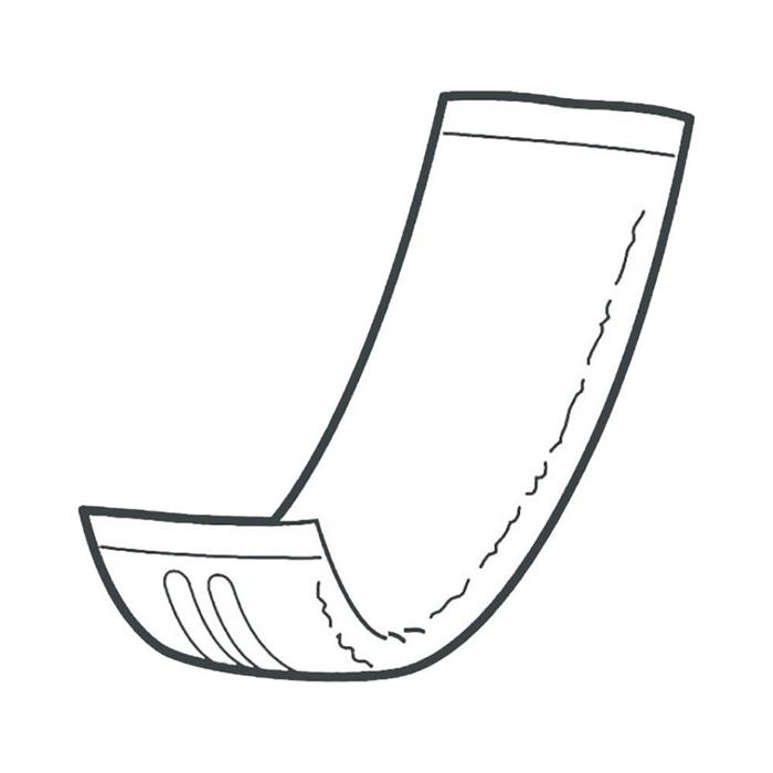Lille ClassicPad - inlegstrook 60 x 16 cm - zonder plastiek