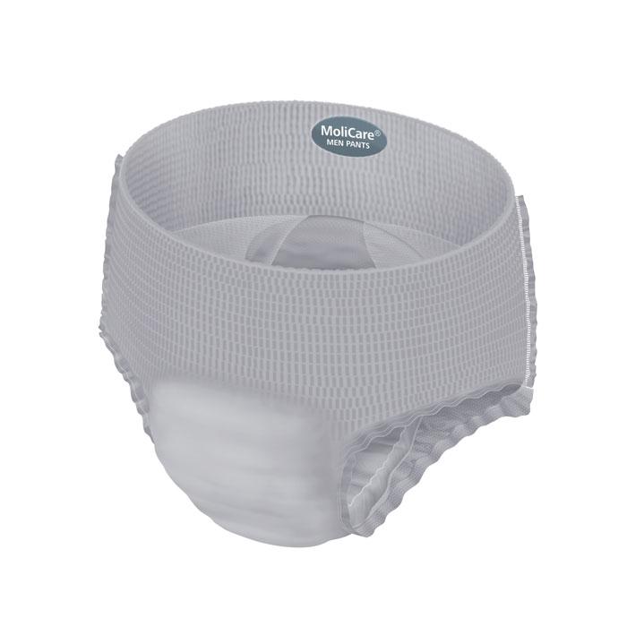 MoliCare® Premium MEN Pants - 5 druppels - Groen - Medium - 8 stuks