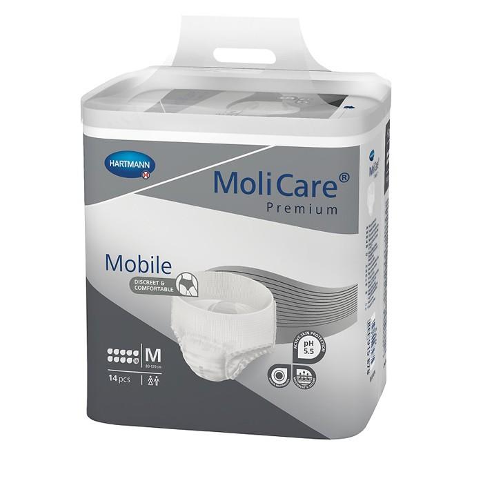 MoliCare® Premium Mobile Hartmann - 10 druppels - Medium - 3 x 14 stuks