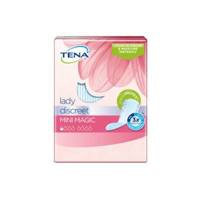 TENA Lady Discreet Mini Magic - 6 x 34 stuks