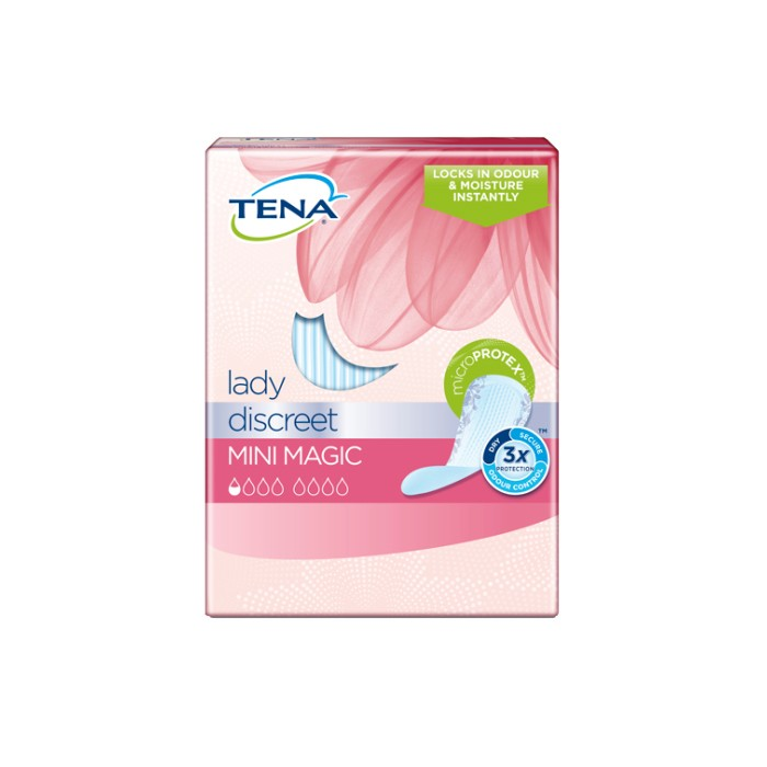TENA Lady Discreet Mini Magic - 6 x 34 stuks