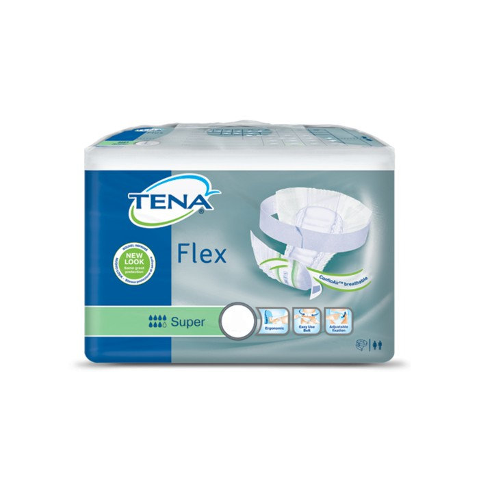 TENA Flex Super - Small - 3 x 30 stuks