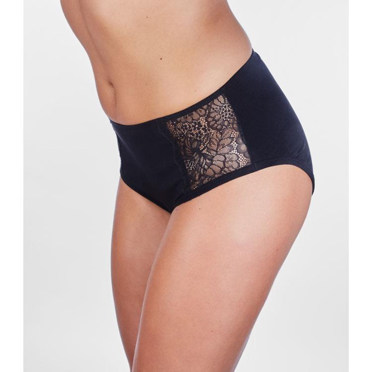 Slip - Vrouw - Hoge Taille