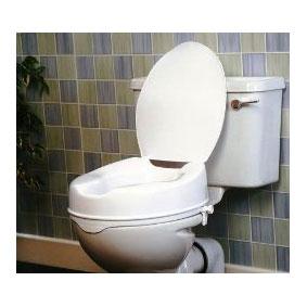 Toiletverhoger met deksel 14 cm