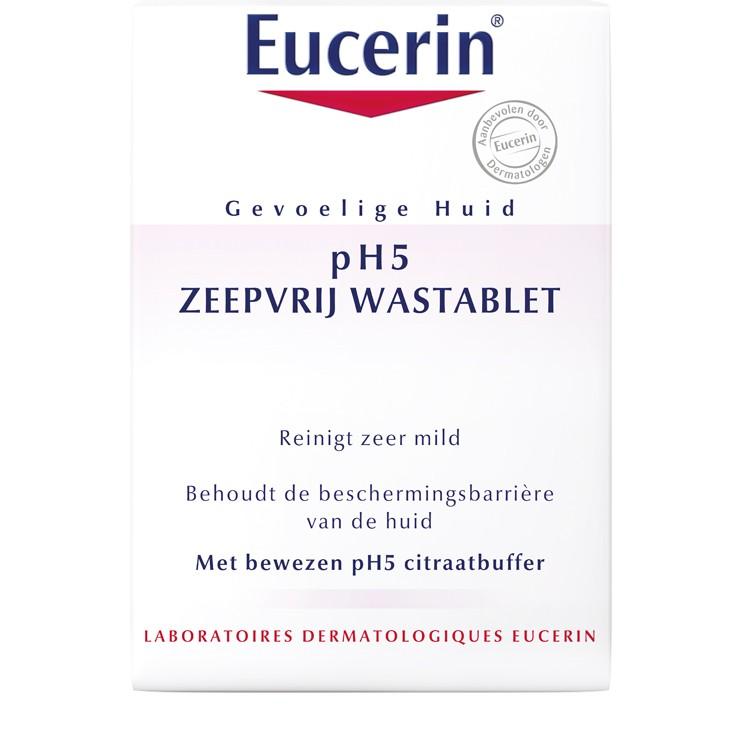 Eucerin pH5 zeepvrij wastablet - 100gr