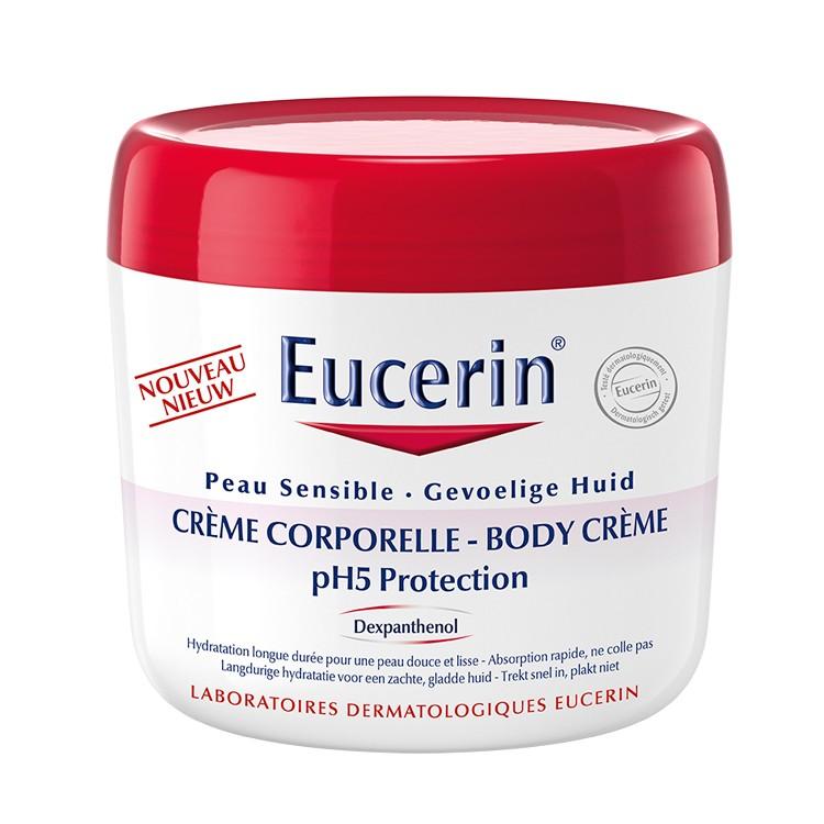 pH5-Eucerin Body Crème - GROOT FORMAAT - 450ml