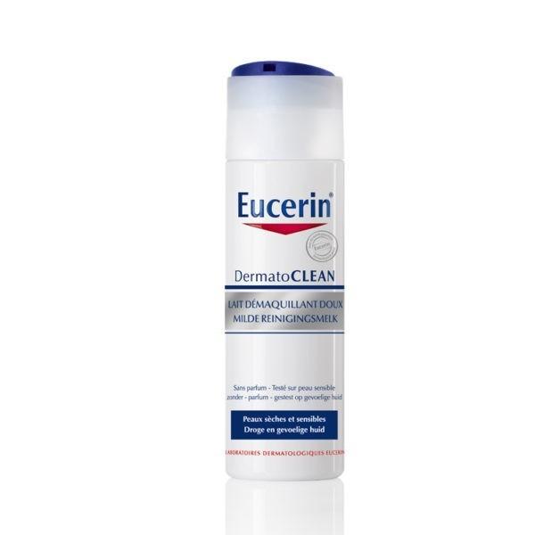 Eucerin DermatoCLEAN verzachtende reinigingsmelk