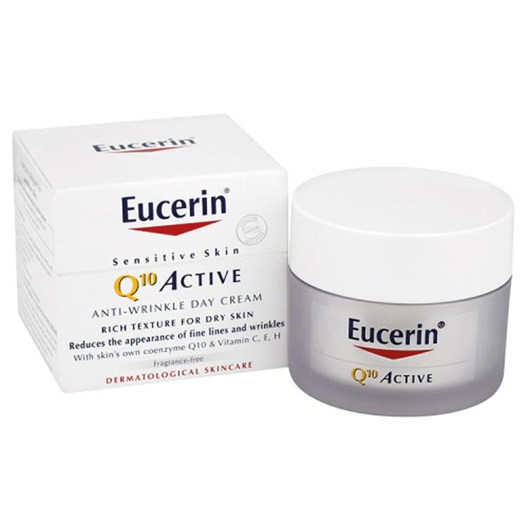 Eucerin Q10 active dagcrème 50ml