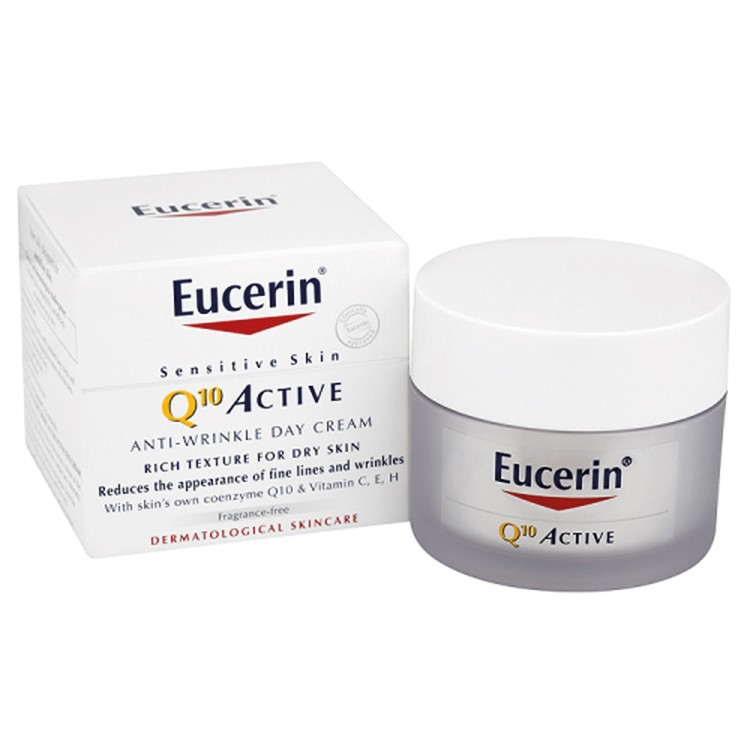 Eucerin Q10 active dagcrème 50ml