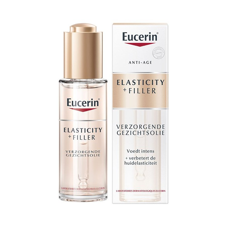 Eucerin Hyaluron-Filler + ELASTICITY verzorgende gezichtsolie - 30ml