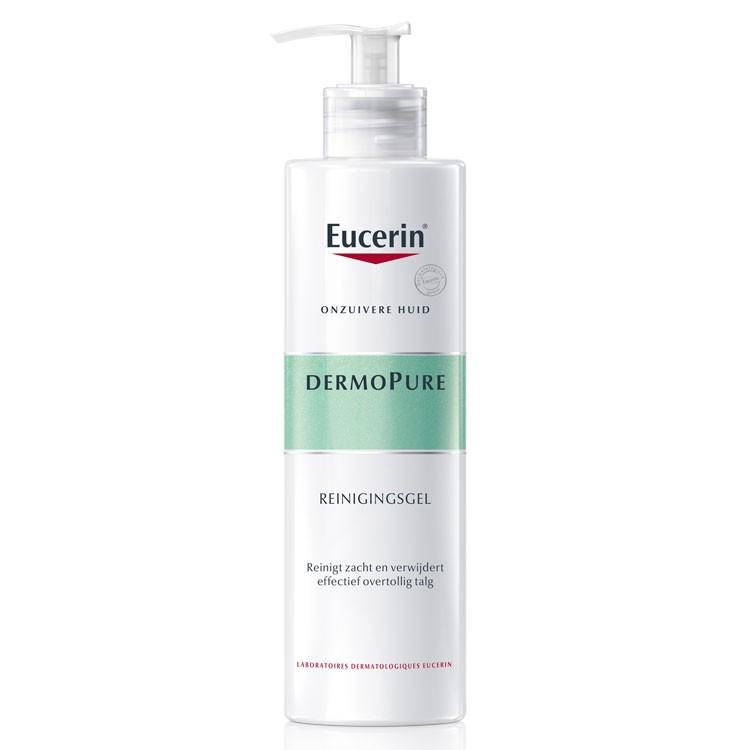 Eucerin DermoPure Reinigingsgel - GROOT - 400ml