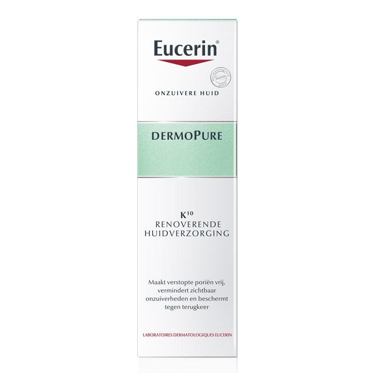 Eucerin DermoPure K10 Renoverende huidverzorging - 40 ml