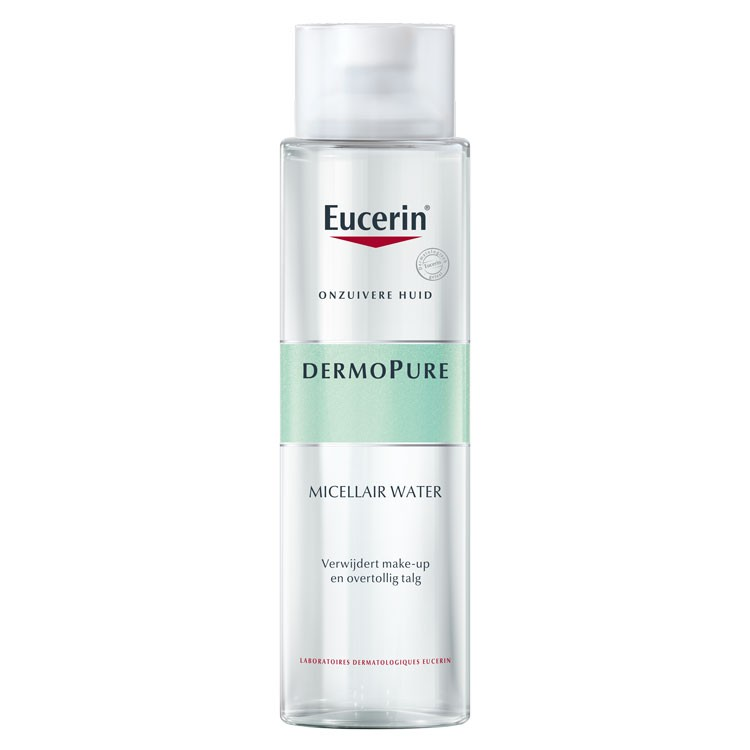 Eucerin DermoPure Micellair Water - GROOT - 400 ml