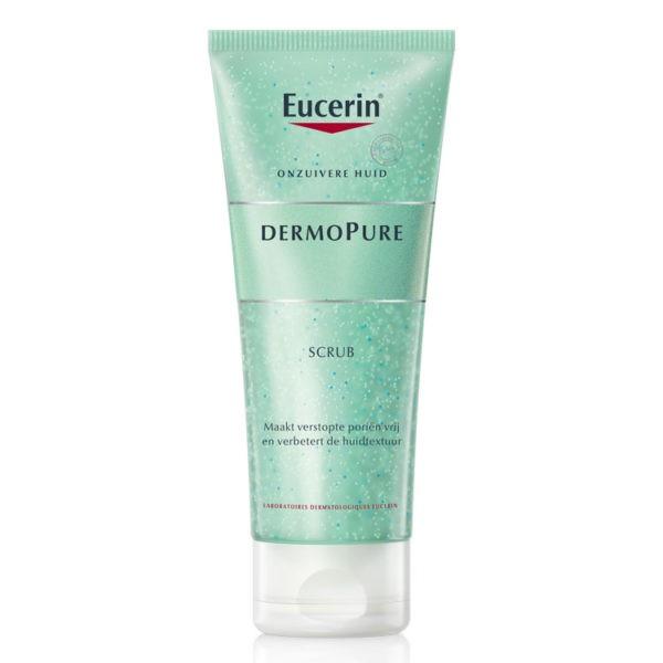 Eucerin DermoPure Scrub - 100ml