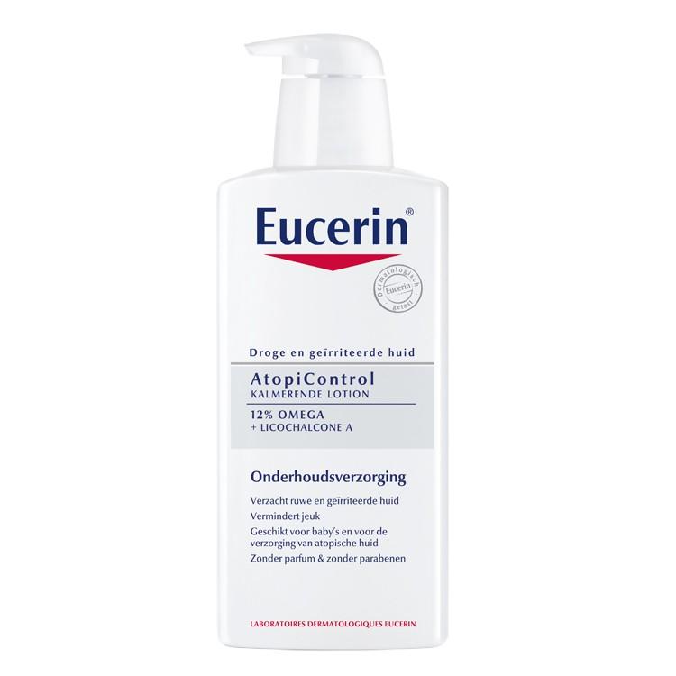 Eucerin AtopiControl kalmerende lotion 12% Omega 400 ml