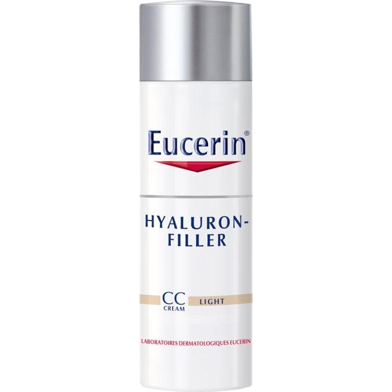 Eucerin Hyaluron-Filler CC Cream Light - 50ml