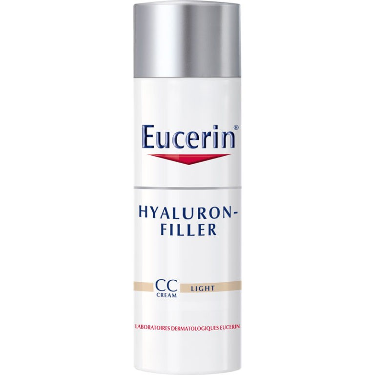 Eucerin Hyaluron-Filler CC Cream Light - 50ml