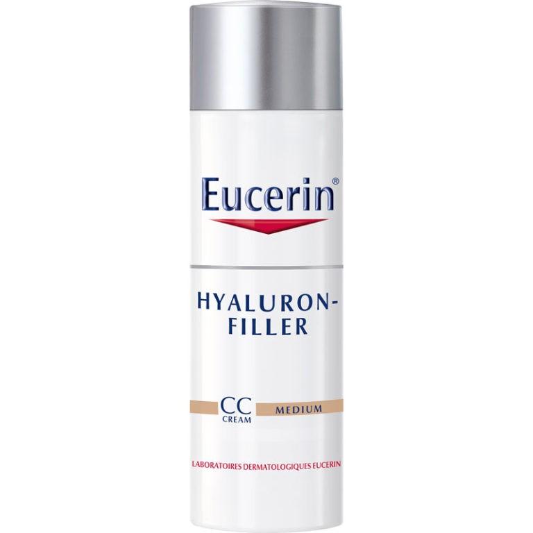 Eucerin Hyaluron-Filler CC Cream medium 50ml
