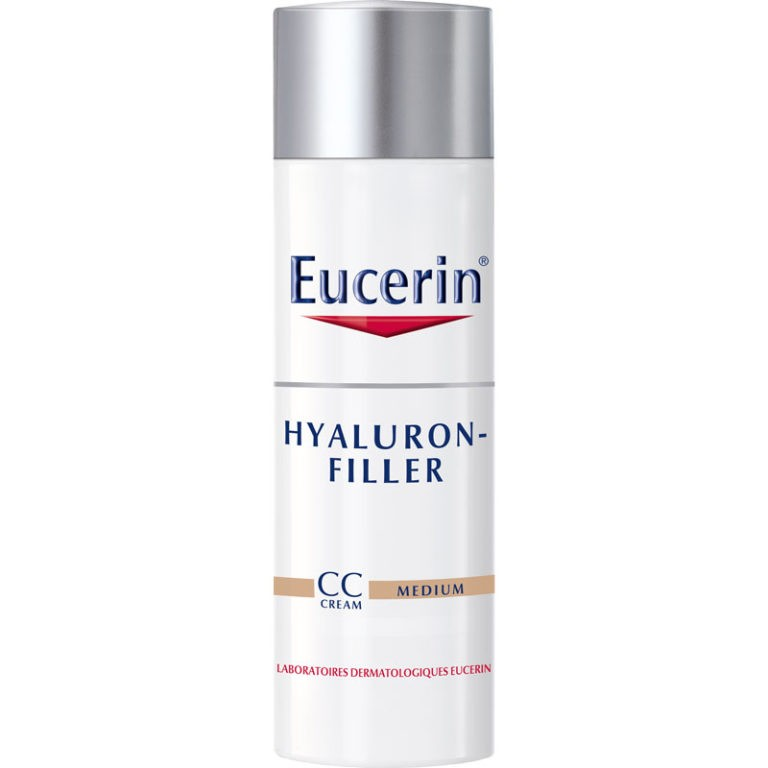 Eucerin Hyaluron-Filler CC Cream medium 50ml