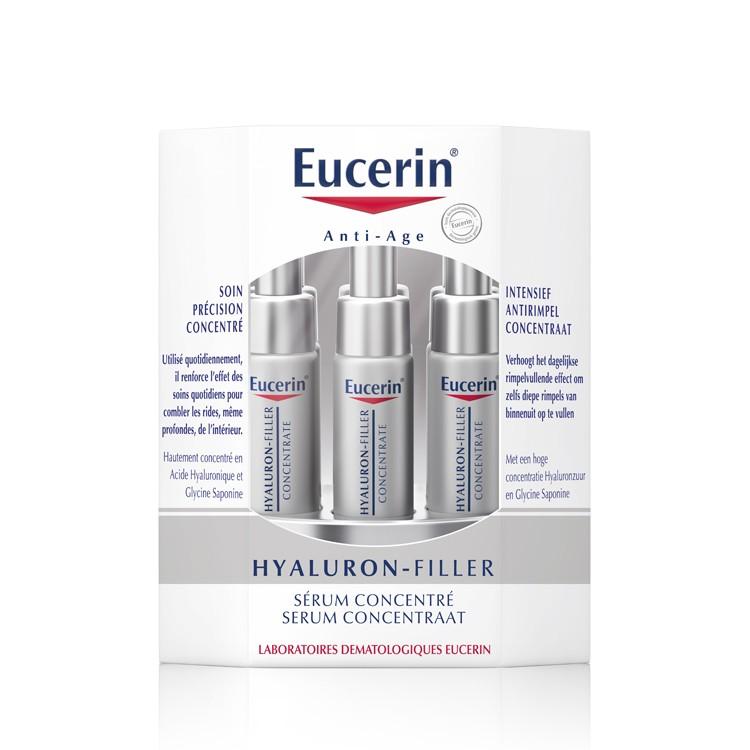 Eucerin Hyaluron-Filler Concentraat 6 x 5ml