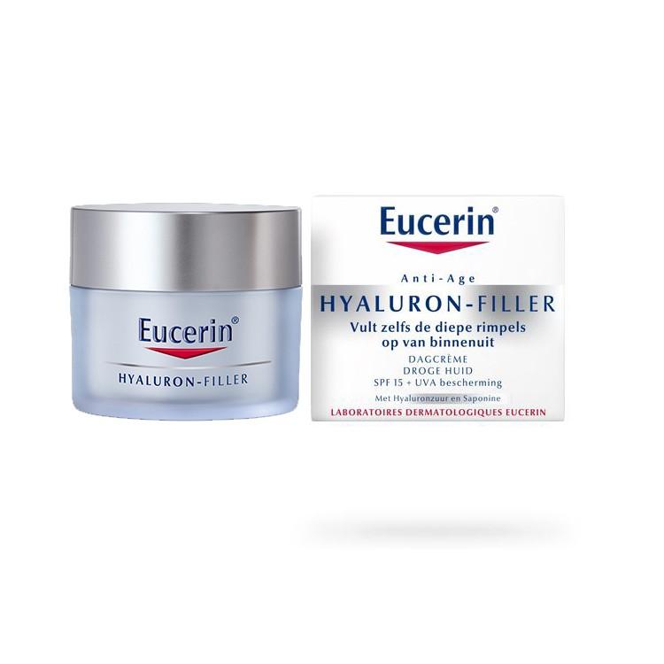 Eucerin Hyaluron Filler Dag crème DROGE HUID - 50ml