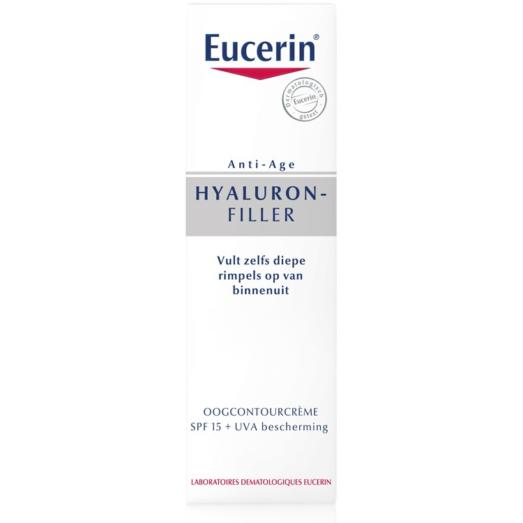 Eucerin Hyaluron-Filler Oogcontourcrème - 15ml