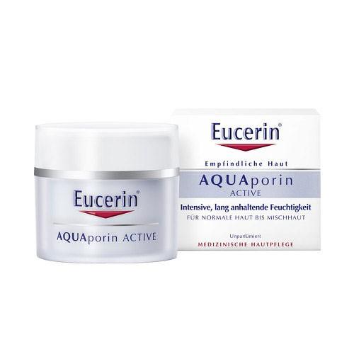 Eucerin Aquaporin Hydraterende crème normale tot gemengde huid 50ml