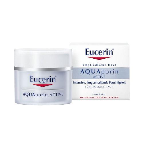 Eucerin Aquaporin Hydraterende Crème droge huid - 50ml