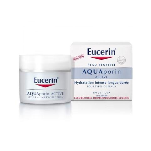 AQUAporin Hydraterende Crème SPF25+UVA - alle huidtypen 50ml