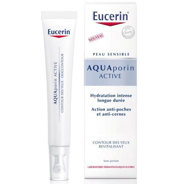 Eucerin Aquaporin Oogcontour Verzorging - 15ml