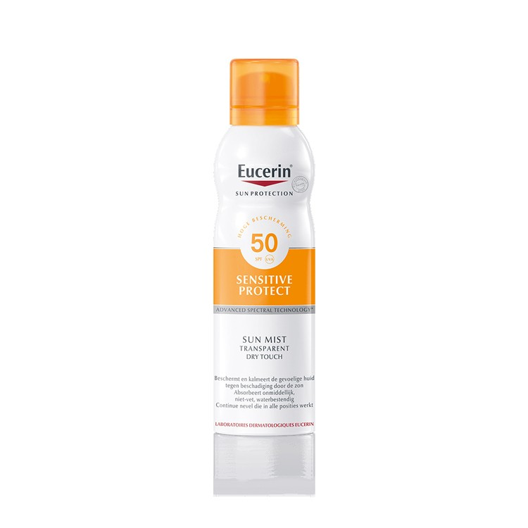 Eucerin Sun Mist Spray Sensitive Protect SPF 50 - 200ml
