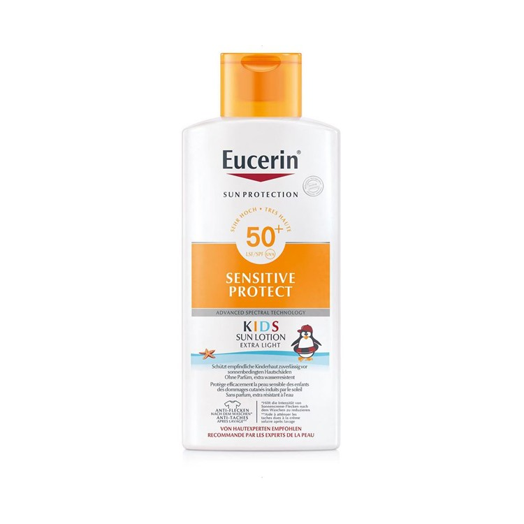 Eucerin Sun Sensitive Protect Kids Lotion SPF 50+ - 400ml
