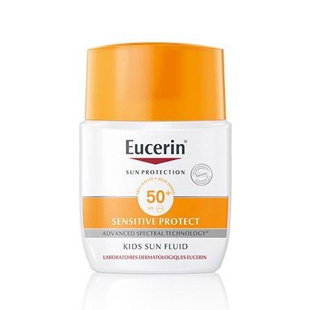 Eucerin Kids Sun Fluid Sensitive Protect SPF 50+ (pocket) - 50ml