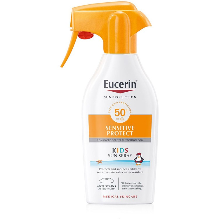 Eucerin Sun Sensitive Protect Kids Trigger Spray SPF50+ - 300ml