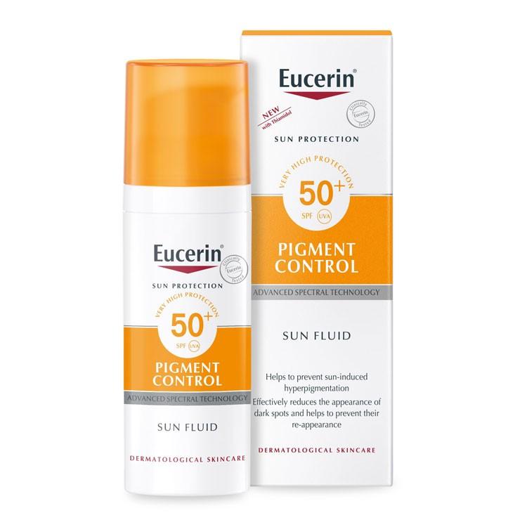 Eucerin sun Pigment Control spf50 - 50 ml