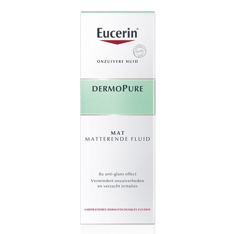 Eucerin DermoPure MAT Matterende fluid - 50ml