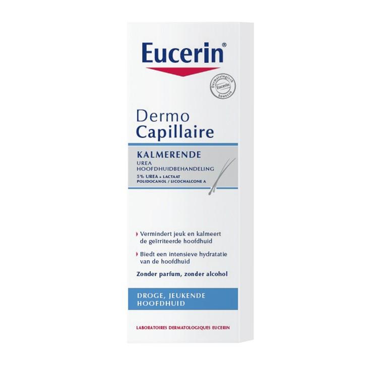 Eucerin kalmerende hoofdhuidbehandeling Urea DermoCapillaire - 100 ml