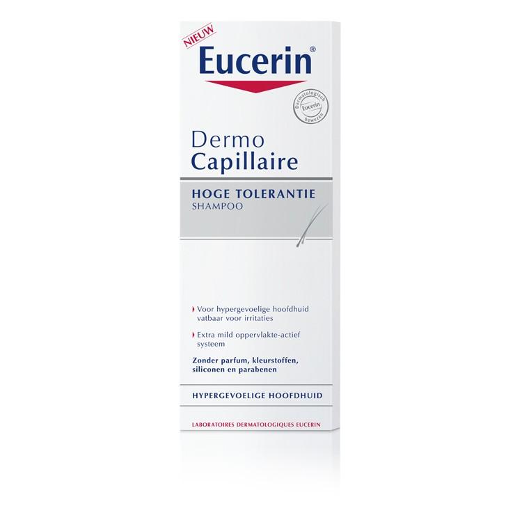 Eucerin shampoo Hoge Tolerantie DermoCapillaire - 250ml