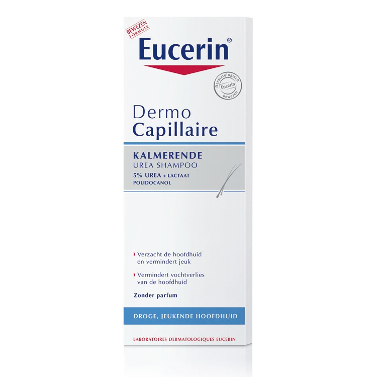 Eucerin Kalmerende Urea Shampoo DermoCapillaire 250ml