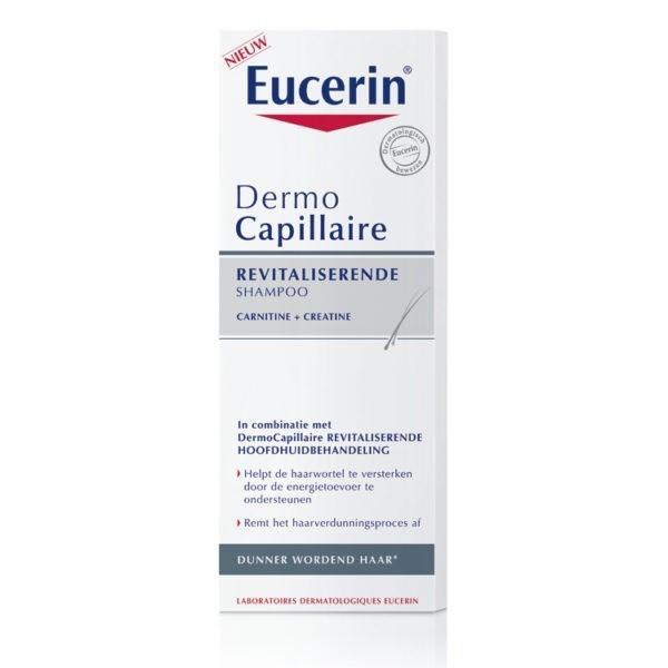 Eucerin revitaliserende shampoo DermoCapillaire - 250 ml
