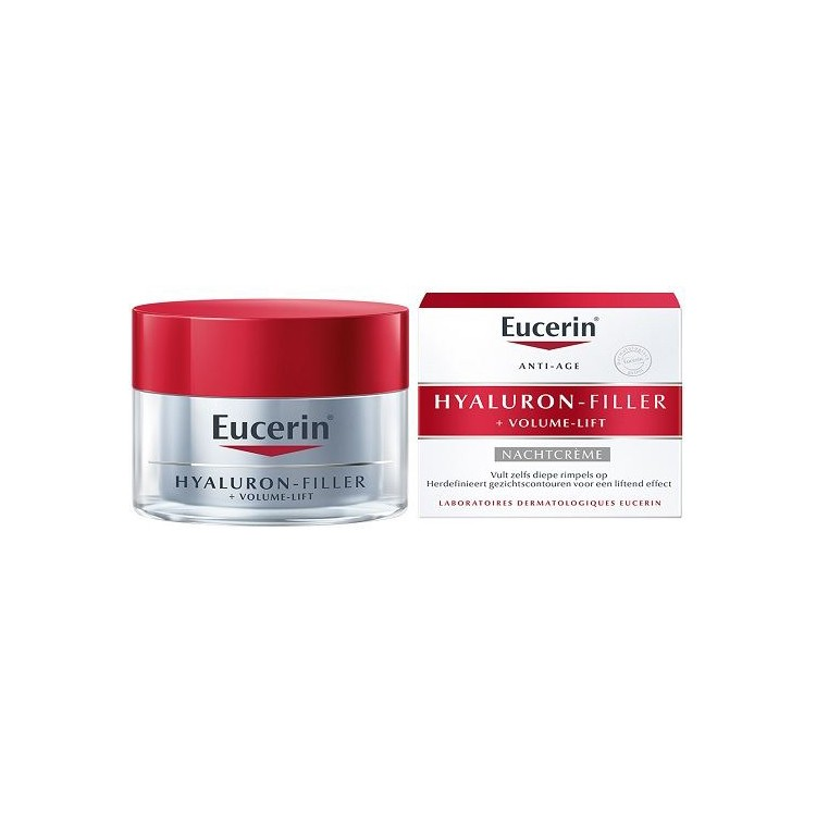 Eucerin Hyaluron-Filler + VOLUME-LIFT Nachtcrème - 50 ml