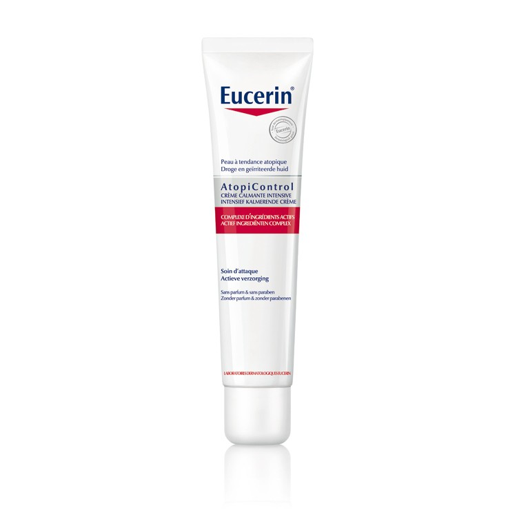 Eucerin AtopiControl Intensief Kalmerende crème 40 ml