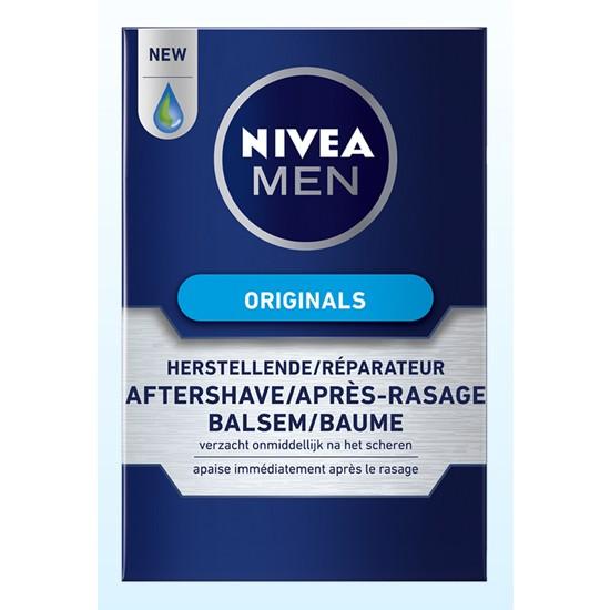 Nivea for men after-shave balsem 100ml