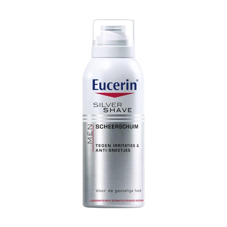 Eucerin MEN Silver Shave Scheerschuim - 150ml